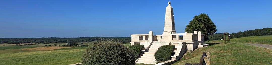 Monument franco-allemand de Luzy-Saint-Martin